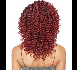 """Mane Concept 2x Fancy Wave Crochet Braid 10"""""""