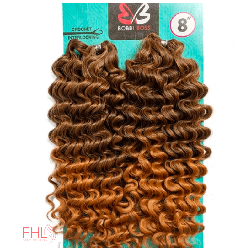Bobbi Boss 2X Beach Wave 8""
