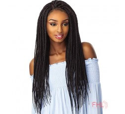 Sensationnel Cloud 9 Box Braid Large Wig