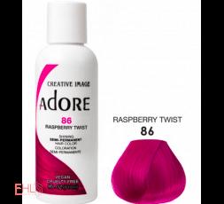 Adore Coloration Raspberry Twist 86 Semi Permanente