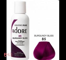 Adore Coloration Burgundy Bliss Semi Permanente