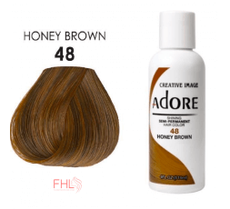 Adore Coloration Honey Brown 48 Semi Permanente