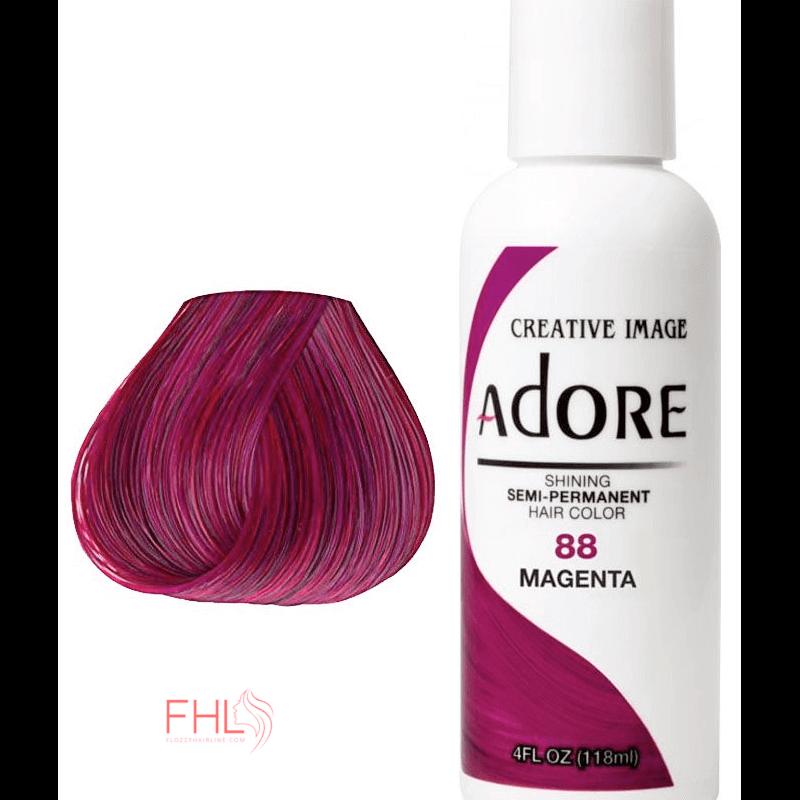 Adore Coloration Magenta 88 Semi Permanente
