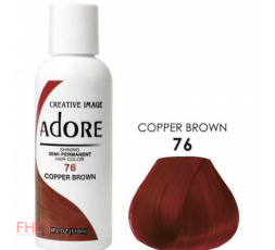 Adore Coloration Copper Brown 76 Semi Permanente