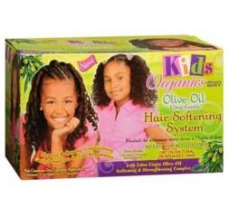 Assouplissant Cheveux -Organics Kids Olive Oil