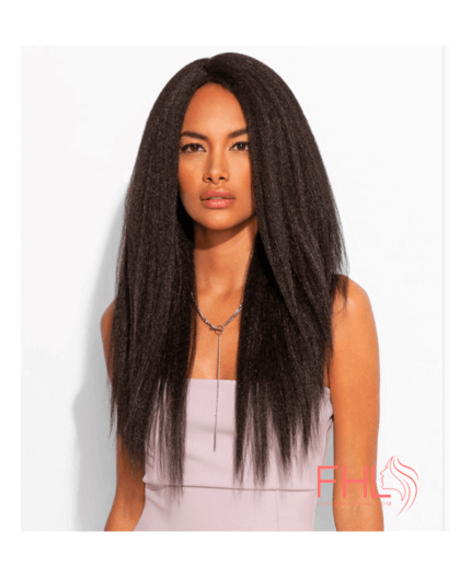 Feme Perruque Smooth Blowout