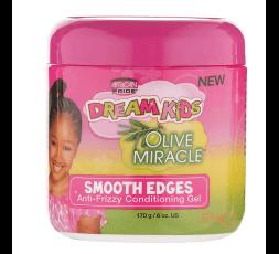 African Pride Kids Olive Miracle Smooth Edge 6oz