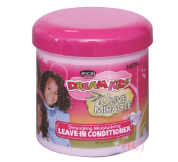 African Pride Kids Olive Miracle Leave In Conditioner