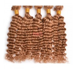 Tissage Jerry Curl 100% Cheveux Humains