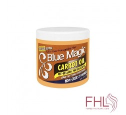 Blue Magic Organics Huile de Carotte 390g