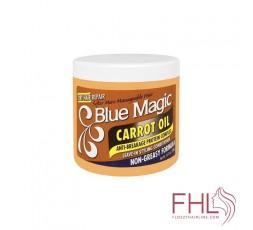 Soins Anti Casse Blue Magic Organics Huile de Carotte 390g