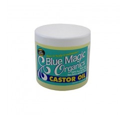 Blue Magic Organics CASTOR (Huile de Ricin) 340g