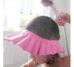 Accessoire de Coiffure Chapeau de Douche et Shampoing Enfant