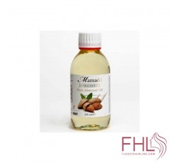 Huile Capillaire Huile d'Amande Mamado Aromatherapy 224g