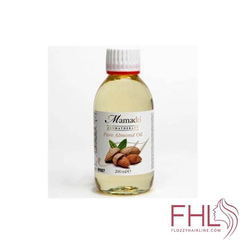 Huile d'Amande Mamado Aromatherapy 224g