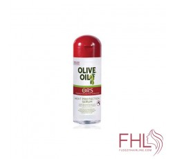Huile Capillaire ORS Olive Oil Heat Protection Serum 177ml
