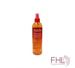 Soins Tresses Salon Pro Exclusive Argan Oil Braid Spray