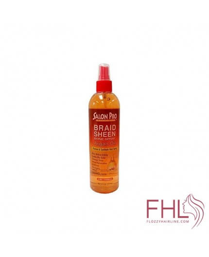Salon Pro Exclusive Argan Oil Braid Spray