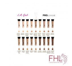 Maquillages L.A Girl Pro HD Concealer - Anti Cerne