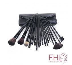 Maquillages 18 Pinceaux Maquillage Professionel Pas Cher