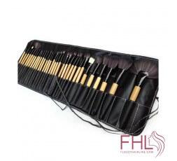 32 Pinceaux Maquillage Professionnel Pas Cher