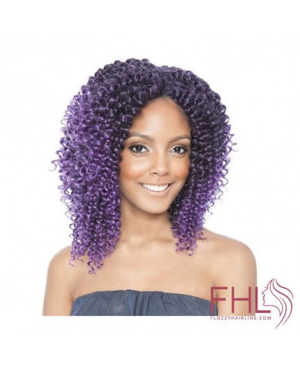 ISIS Caribbean Crochet Braid 2X Water Wave 10""