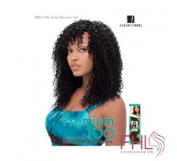 Sensationnel Premium Too Tissage Jerry Curl 14""