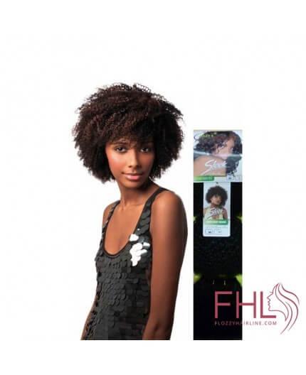 Sleek Crazy 4 Curls Tissage Afro Kinky