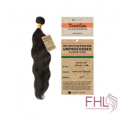 Tissage Sensationnel Bare & Natural NATURAL WAVY 16""
