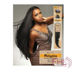 Sensationnel Bare & Natural Straight 18\""