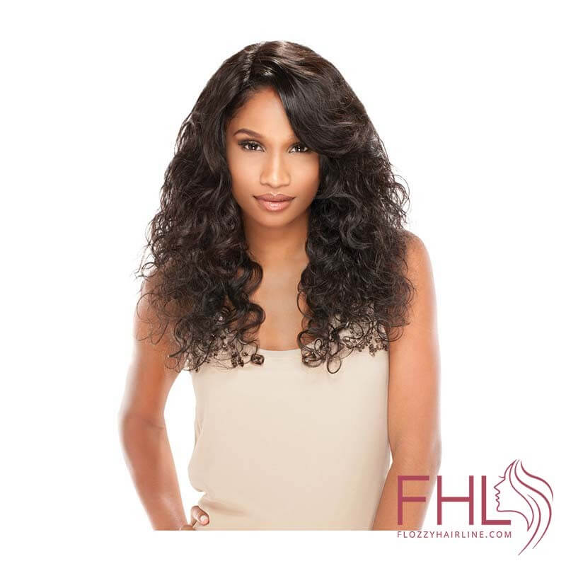 Sensationnel Brazilian Perruque Natural Curly