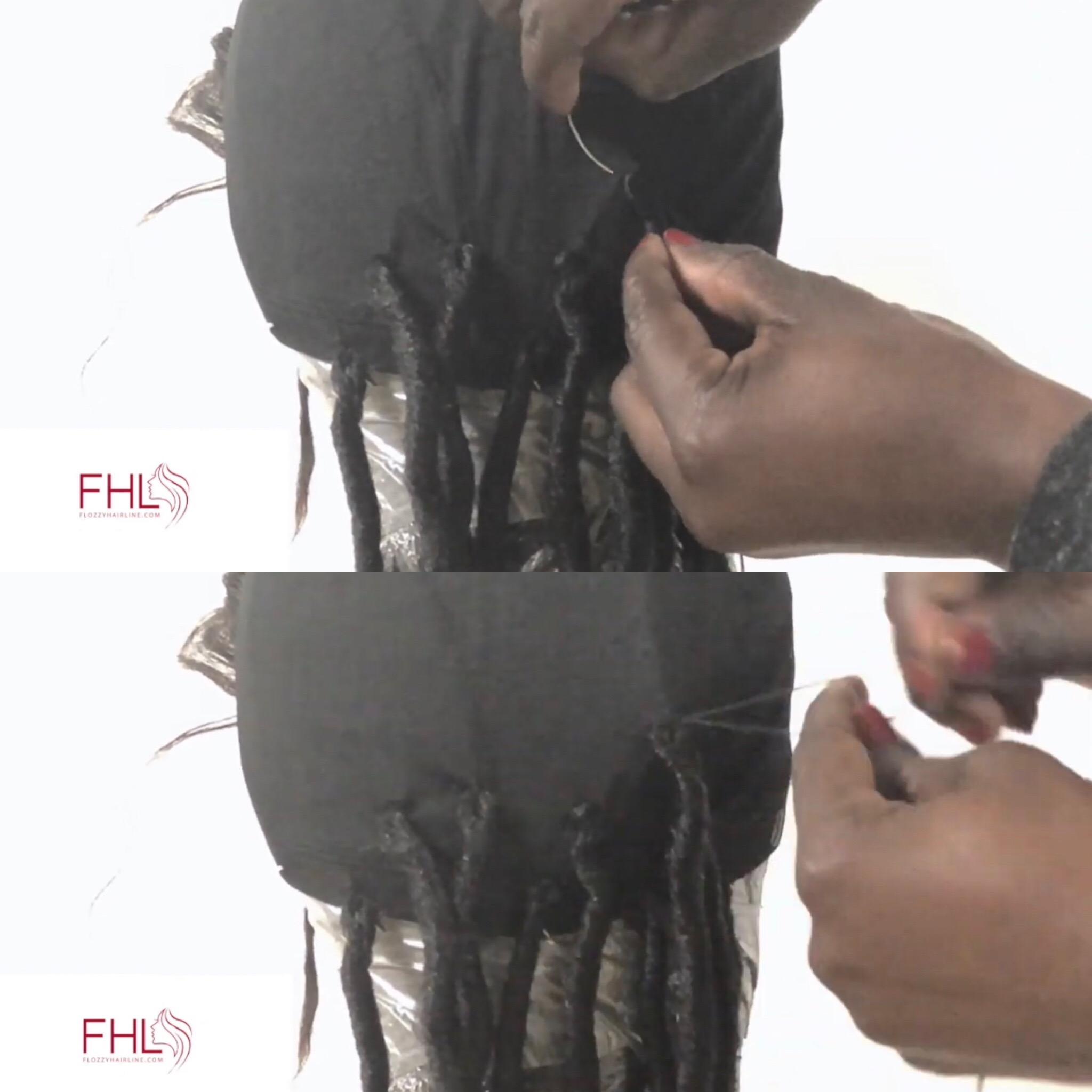 Comment Fabriquer Crochet Faux Locs Perruque
