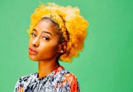 Cheveux Afros : Défrisage et Coloration