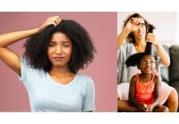 Comment éviter les nœuds aux racines des cheveux crépus